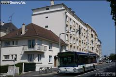 Heuliez Bus GX 327 – Keolis Caen Mobilités / Twisto n°144
