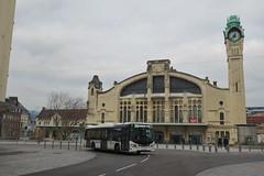 Scania Citywide n°427  -  Rouen, TCAR