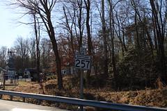 US 301 at JCT MD 257