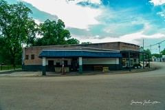 Downtown Terry, Mississippi
