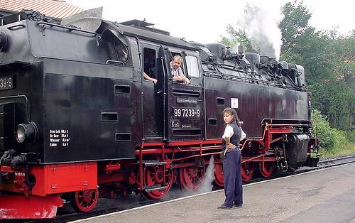 Wernigerode Saxony-Anhalt Germany 29th July 2001