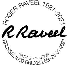 02 Roger Raveel cachet