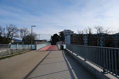 Pont @ Voie Verte du Grand Genève @ Chêne-Bougeries