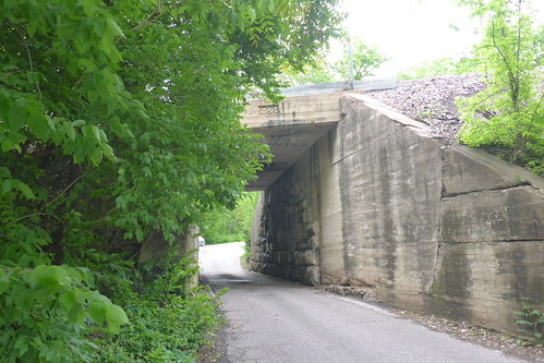 Awesome tunnel off Tree Court Industrial Blvd