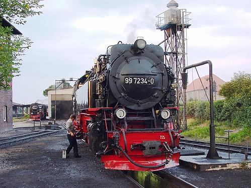 Wernigerode Saxony-Anhalt Germany 28th July 2001
