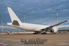 A6-DDA Etihad Airways | Boeing 777-FFX | Memphis International Airport