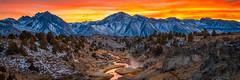 Hot Creek Geologic Site Mammoth Lakes Inyo National Forest Mono County California Fuji GFX100 Fine Art Landscape Photography! Elliot McGucken Eastern Sierra Landscape Nature Photography! Fuji GFX 100 & Fujifilm FUJINON Lens!