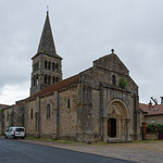 Eglise de Meillers - Allier