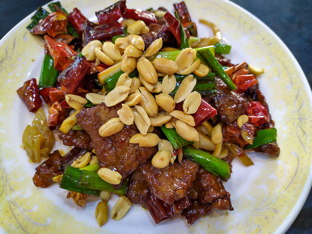 Kung Pao Beef