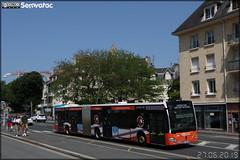 Mercedes-Benz Citadis G C2 – Keolis Caen Mobilités / Twisto n°456
