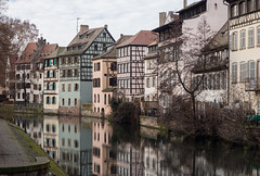 old houses - Photo of Strasbourg