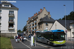 Irisbus Créalis 12 – Keolis Caen Mobilités / Twisto n°182