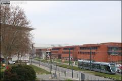 Alstom Citadis – Tisséo n°5025 - Photo of Toulouse