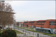Alstom Citadis – Tisséo n°5025