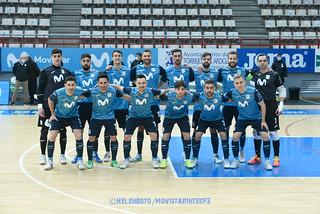 Round of 32 UEFA Futsal Champions League | Movistar Inter FS - ZVV Hovocubo