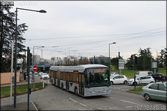 Heuliez Bus GX 427 BHNS – Tisséo n°1459 - Photo of Toulouse