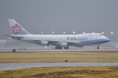 Boeing 747-409F 'B-18723' China Airlines Cargo