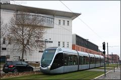 Alstom Citadis – Tisséo n°5010 - Photo of Toulouse