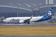 Boeing 737-890 'N581AS' Alaska Airlines