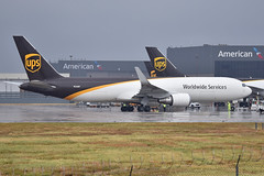 Boeing 767-34AF 'N336UP' United Parcels Service