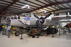 Cavanaugh Flight Museum, Addison, Texas. 25-10-2019