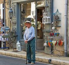 Random Street Scenes from France