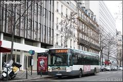 Irisbus Citélis Line – RATP (Régie Autonome des Transports Parisiens) / STIF (Syndicat des Transports d'Île-de-France) n°3473