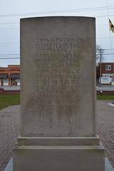 Calvert County World War I Memorial