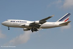 F-GISE_B744_Air France_- - Photo of Charny