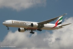 A6-ECA_B773_Emirates_- - Photo of Charny