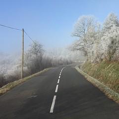 Winter wonderland #nofilter