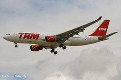 PT-MVA_A332_TAM Airlines_- - Photo of Vaudherland