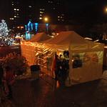 Marché de Noël - Parvis de L'Hôtel de Ville