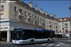 Mercedes-Benz Citaro LE C2 – Keolis Pays Normands / Twisto n°547