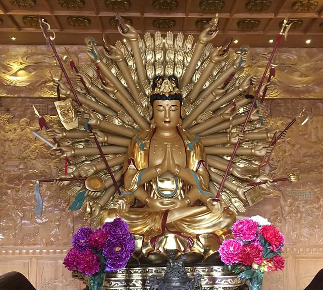 Xian - La gran pagoda del ganso salvaje