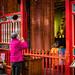 台北・艋舺龍山寺 /  Longshan Temple∣ Taipei City