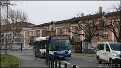 Heuliez Bus GX 327 – Tisséo n°0630 - Photo of Toulouse