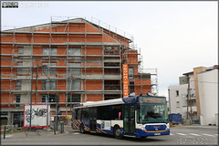 Heuliez Bus GX 327 – Tisséo n°0645