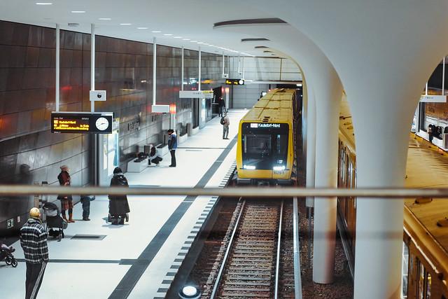 U-Bahnhof Rotes Rathaus