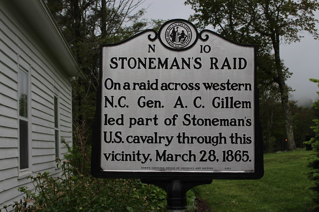Photo:Stoneman's Raid, Blowing Rock, NC By joseph a