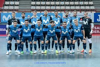 J17 1ªRFEF FUTSAL | Movistar Inter FS vs ElPozo Murcia Costa Cálida