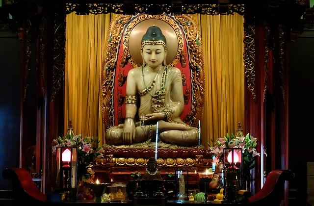 Shanghai - Jade Buddha