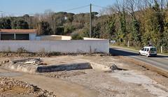 Blockhaus en sursis, Dompierre sur Mer - Photo of Marsilly