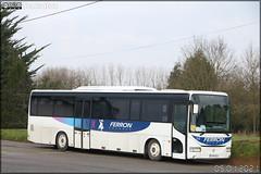 Irisbus Crossway – Voyages Ferron - Photo of Concoret
