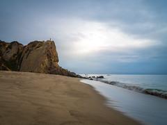 Malibu Beach Point Dume Zuma Beach Winter Sky Fuji GFX100 Fine Art Landscape Ocean Art Seascape! Elliot McGucken Landscape Nature Photography! Master Medium Format Fine Art Photographer! Fujifilm GFX 100 & Fujinon Fujifilm GF 32-64mm f/4 R Lm Wr Wide-Angl