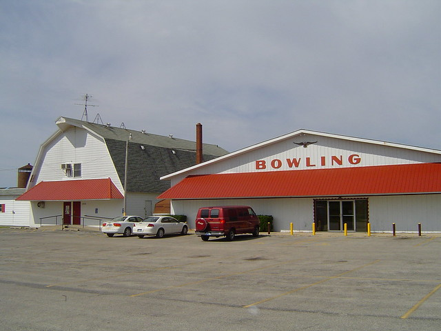 Photo:Hart Bowling Alley2 By douglas_coldwell