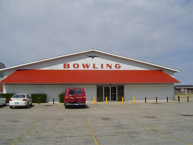 Photo:Hart Bowling Alley1 By douglas_coldwell