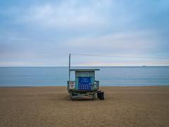 Malibu Beach Lifeguard Tower Point Dume Zuma Beach Winter Sky Fuji GFX100 Fine Art Landscape Ocean Art Seascape! Landscape Nature Photography! Medium Format Fine Art Photos! Fujifilm GFX 100 & Fujinon Fujifilm GF 32-64mm f/4 R Lm Wr Wide-Angle Zoom Lens