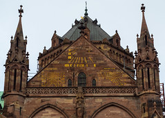 the three sundials of dasypodius - Photo of Strasbourg