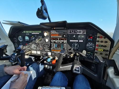 Flying the Mooney M20
